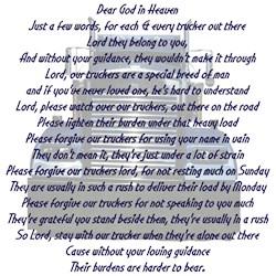 Dear God in Heaven