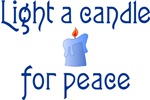 Light a Candle for Peace ~