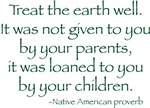 Native American Quotations and Blessings