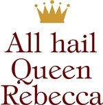 Personalized All Hail Queen