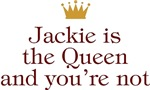 Personalized Is The Queen