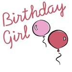 Birthday Girl Balloons