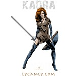 Kadra - Character Display Piece