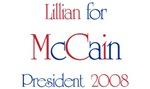 Lillian for McCain 2008