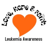 Love, Hope & Faith - Leukemia Awareness