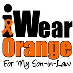 I Wear Orange For My Son-in-Law T-Shirts & Gifts