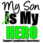 My Son is My Hero Lymphoma T-Shirts