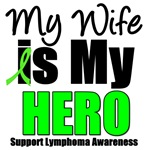My Wife is My Hero Lymphoma T-Shirts