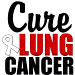 Cure Lung Cancer T-Shirts, Apparel & Gifts
