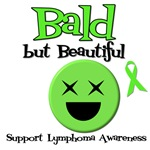 Bald But Beautiful Lymphoma T-Shirts & Gifts