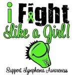 I Fight Like a Girl Lymphoma T-Shirts & Gifts