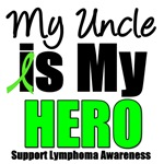 My Uncle is My Hero Lymphoma T-Shirts & Gifts