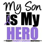 Hodgkin's Lymphoma Hero (Son) Shirts