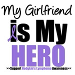 Hodgkin's Lymphoma Hero (Girlfriend) Shirts