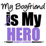 Hodgkin's Lymphoma Hero (Boyfriend) Shirts