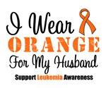 I Wear Orange For My Husband Grunge Shirts