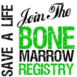 Save a Life Join the Bone Marrow Registry Shirts