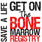 Get On The Bone Marrow Registry Shirts & Gifts