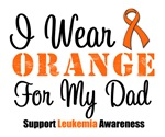 I Wear Orange For My Dad Grunge Shirts
