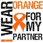 I Wear Orange For My Partner Shirts & Gifts