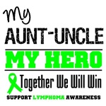 Lymphoma Hero Together We Will Win Shirts & Gifts