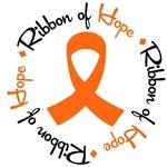 Leukemia Ribbon of Hope T-Shirts & Gifts
