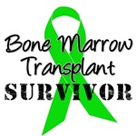 Bone Marrow Transplant Survivor Swag & Shirts