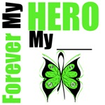 Lymphoma Forever My Hero Shirts, Tees & Gifts