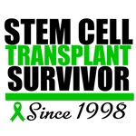 Stem Cell Transplant Survivor Since 1998 T-Shirts