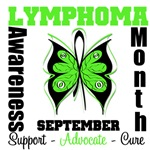 Lymphoma Awareness Month T-Shirts & Gifts