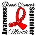 Blood Cancer Awareness Month Gemstone T-Shirts
