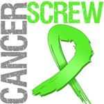 Screw Cancer Non Hodgkin's Lymphoma Shirts