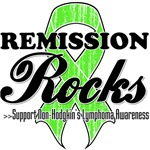 Remission ROCKS Non-Hodgkin's Lymphoma