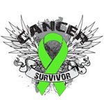 Lymphoma Cancer Survivor Shirts