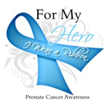 Hero Ribbon Prostate Cancer