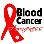 Blood Cancer Ribbon