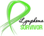 Lymphoma Survivor Grunge
