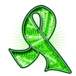 Lymphoma Collage Ribbon