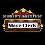 World's Greatest Store Clerk