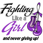 Fighting Like a Girl Lupus
