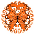 Kidney Cancer Butterfly Shirts and Gifts