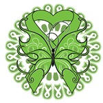 Tattoo Butterfly Lymphoma Shirts