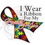 For My Granddaughters Autism Shirts and Gifts