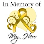 In Memory Childhood Cancer Shirts