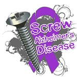 Screw Alzheimer's Disease Shirts