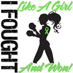 I Fought Like a Girl and Won Lymphoma Shrits