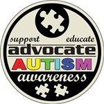 Advocate Autism Awareness Shirts and Gifts