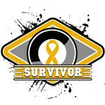 Appendix Cancer Survivor Shirts and Gifts