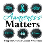 Ovarian Cancer Awareness Matters Shirts