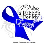 Friend Colon Cancer Support Shirts